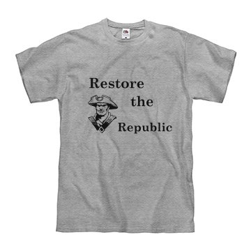 Restore the Republic