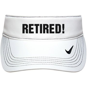 Retired and Loving Golf