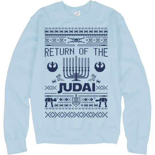 Return of the Hanukkah