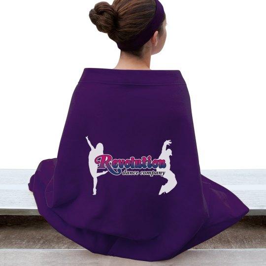 Revolution Dance Blanket