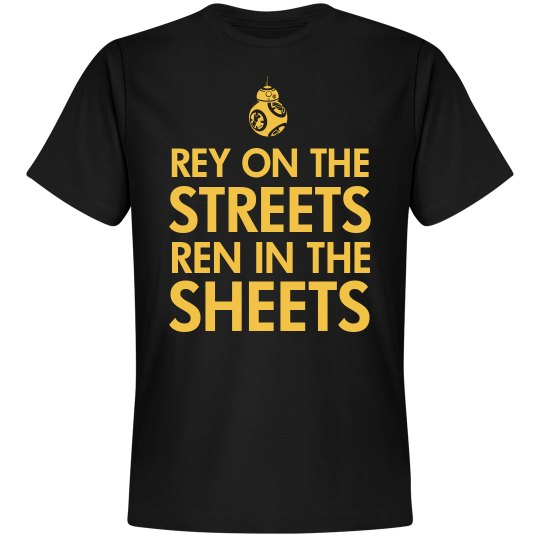 Rey On The Streets