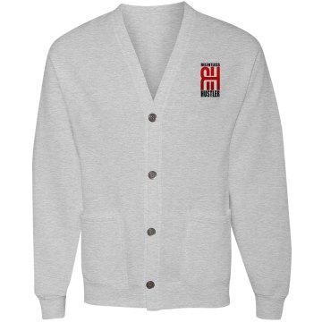 RH Button down Sweatshirt