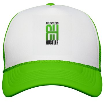 RH Snapback Trucker Hat