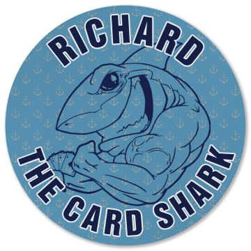 Richard the Card Shark