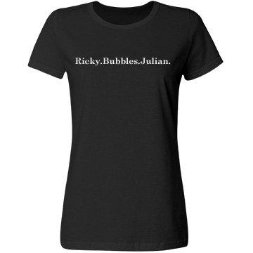 ricky bubbles julian