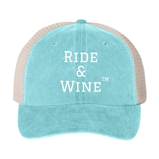 Ride & Wine Hat