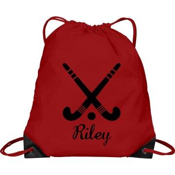 Riley. Field Hockey