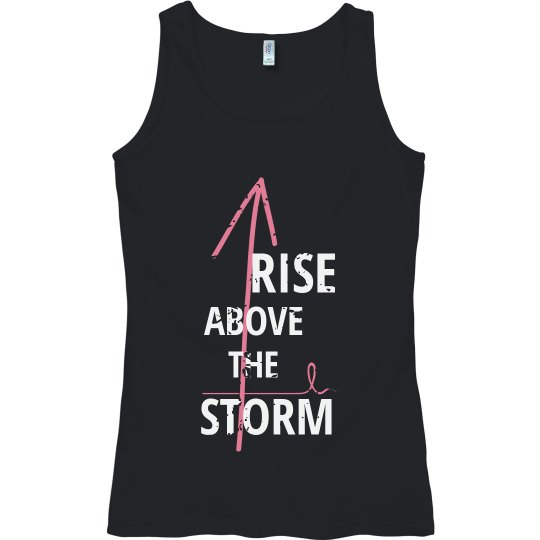 Rise Above Breast Cancer Tank