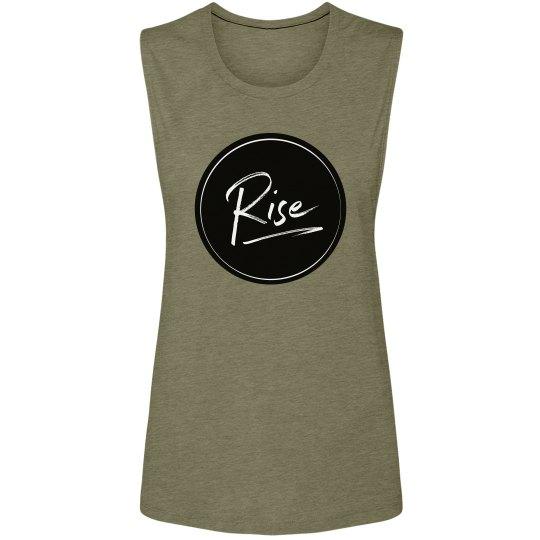 Rise Muscle Tank