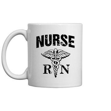 RN Nurse Mug