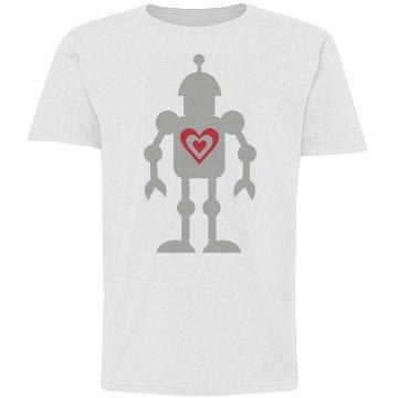 Robot Love Valentine