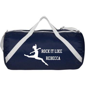 Rock It Like Dance Bag