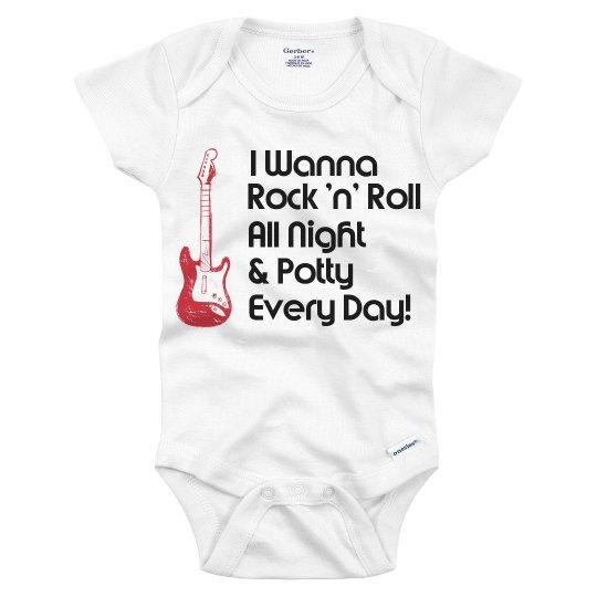 Rock 'n' Roll All Night