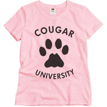 Rock Your Cougar Skillz