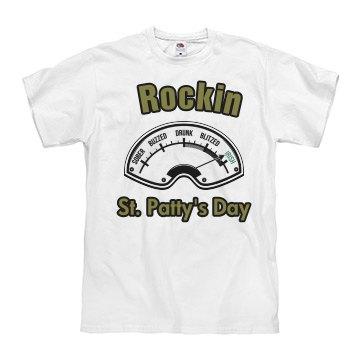 rockin st. patty's day
