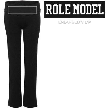 Role models pants