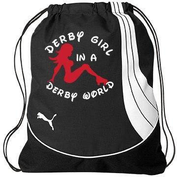Roller Derby World Girl