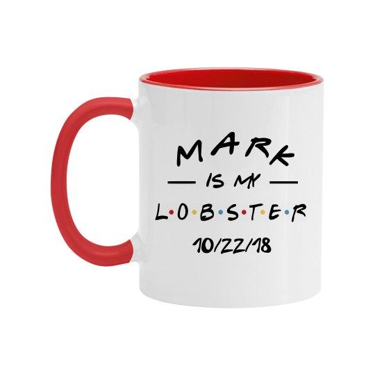 Romantic Friends TV Lobster Gift