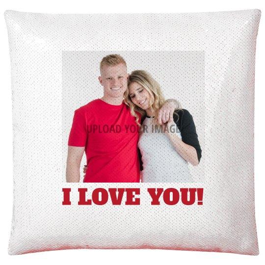 Romantic Love Gift Upload Photo