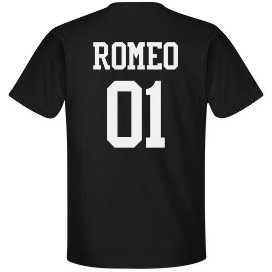 Romeo & Juliet Couple Shirts Man