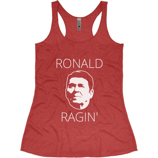 Ronald Ragin July 4th