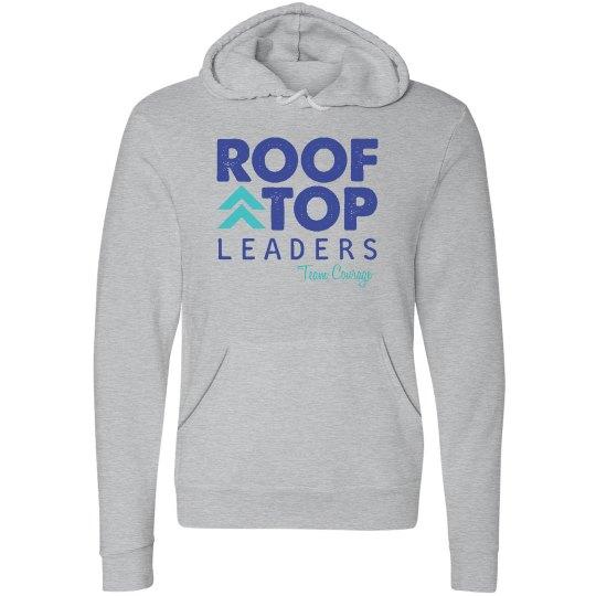 Rooftop Leaders hoodie