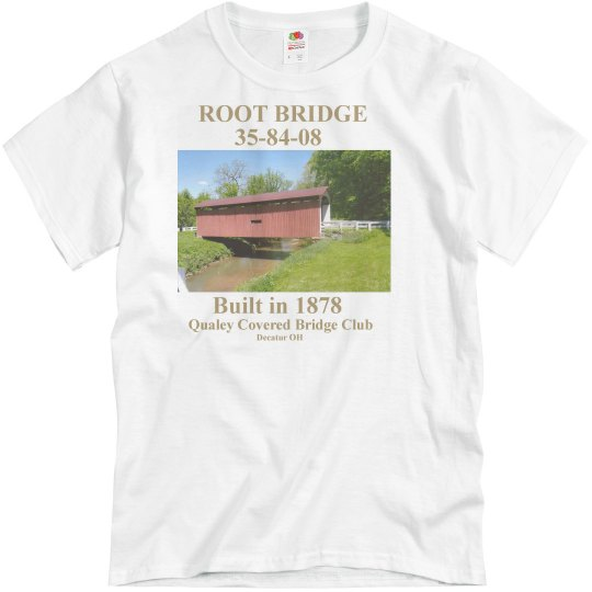 Root Bridge T-shirt