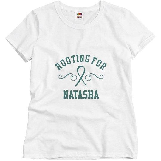 Rooting for Natasha (women's)