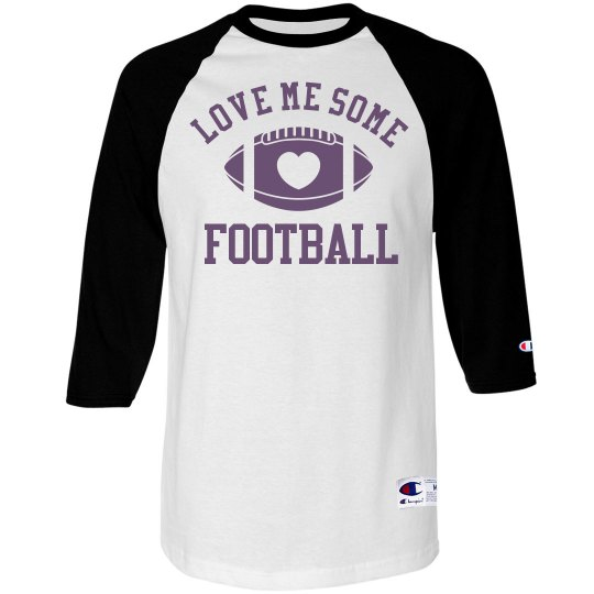 Rowdy Football Mom Shirts With Custom Number