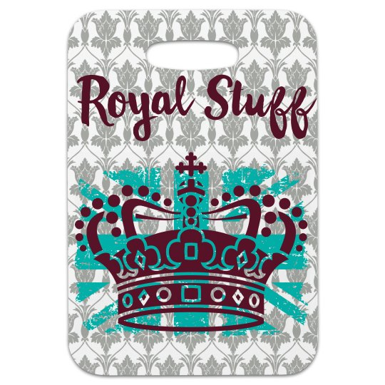 Royal Bag Tag