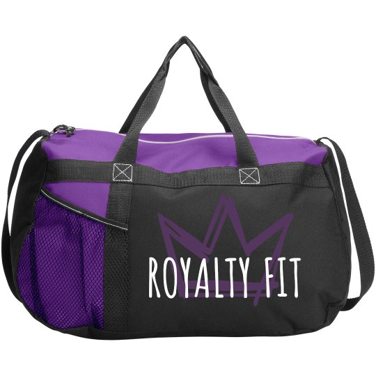Royalty Fit Bag