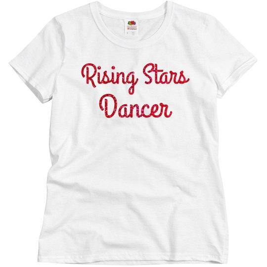 RS Dancer Glitter Tee