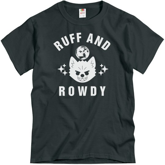 Ruff And Rowdy Werewolf