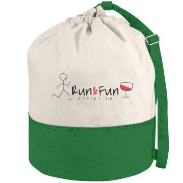 Run & Fun Beach Bag