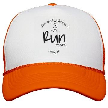 Run & Fun Hat