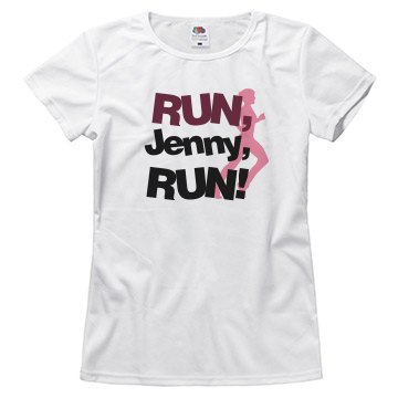 RUN Jenny RUN