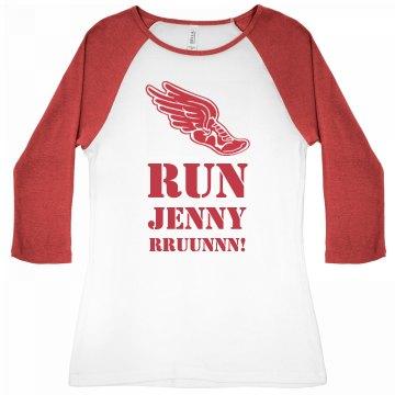 Run Jenny Track