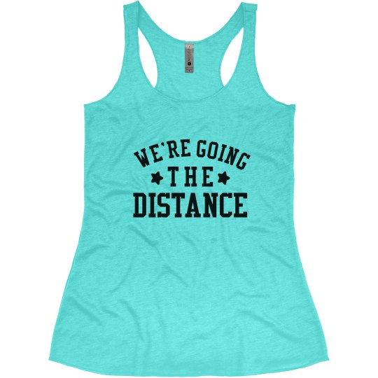Runners Going the Distance