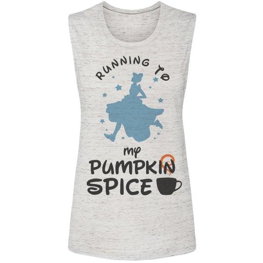 Running To My Pumpkin Spice