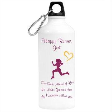 Running Water Bottle