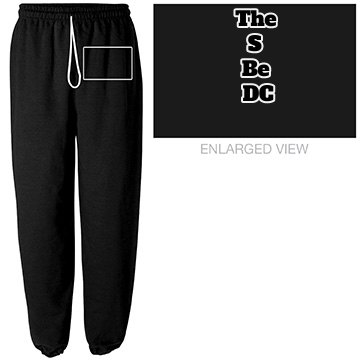 S Be DC sweatpant