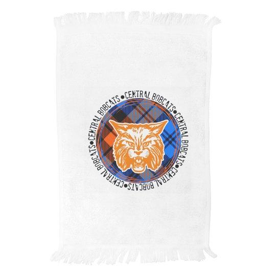 SA TX Logo Spirit Towel