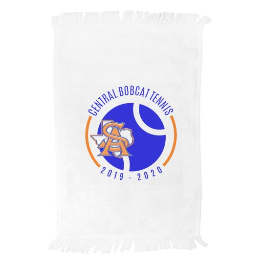 SA TX LOGO Spirit Towel 1