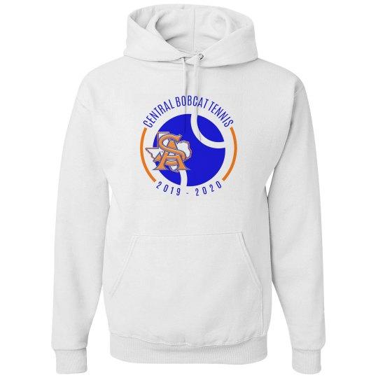 SA TX Logo white unisex