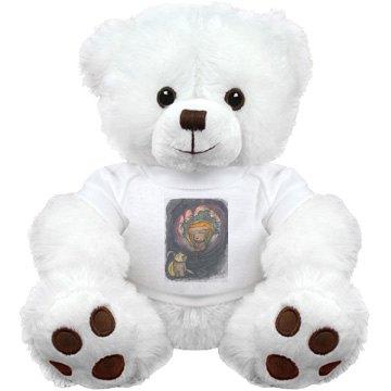 Sadie a Bearmas Bear