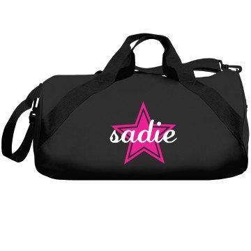 Sadie. Ballet