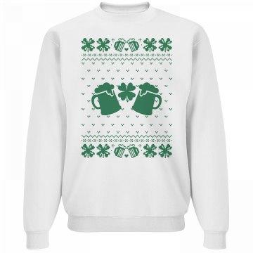 Saint Patrick Sweater