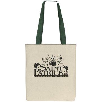 Saint Patricks Tote Bag