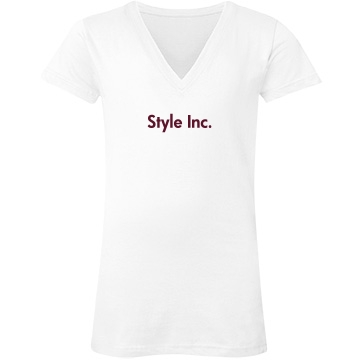 Salon Business Tee w/Back