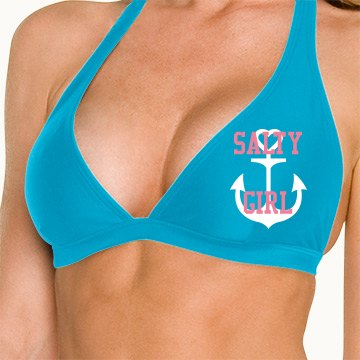 Salty Girl Anchor suit